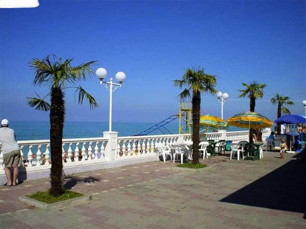 Санаторий лазаревское пляж фото