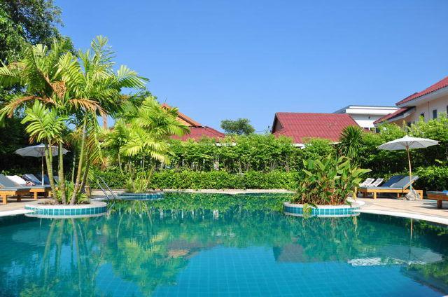 Отель The Natural Resort в городе Патонг Бич удобная бронировка, фотографии, обзор, подробное описание сервисов