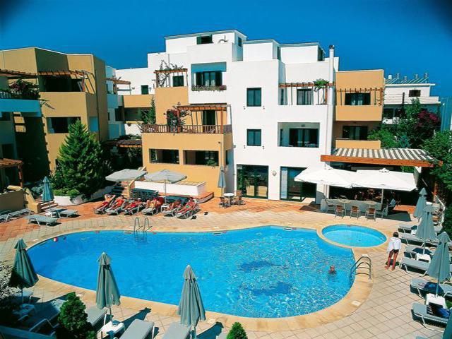 Elmi Suites (Элми Сьютс) 4* apt, Крит - Ираклио , Херсониссос, Греция - фотогалерея, фотографии отеля, описание, отзывы туристов