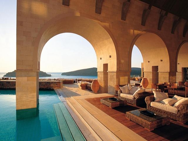 МиллениумВояж Греция Отели Blue Palace 5