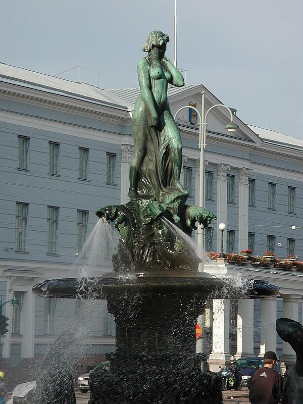 Картинки по запросу хельсинки покровительница города хавис аманда