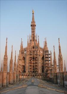 Миланский собор милан италия
