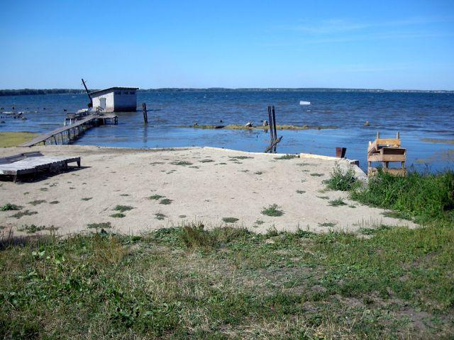 База отдыха ЧТЗ (25.04.2017) - Озеро Сугояк