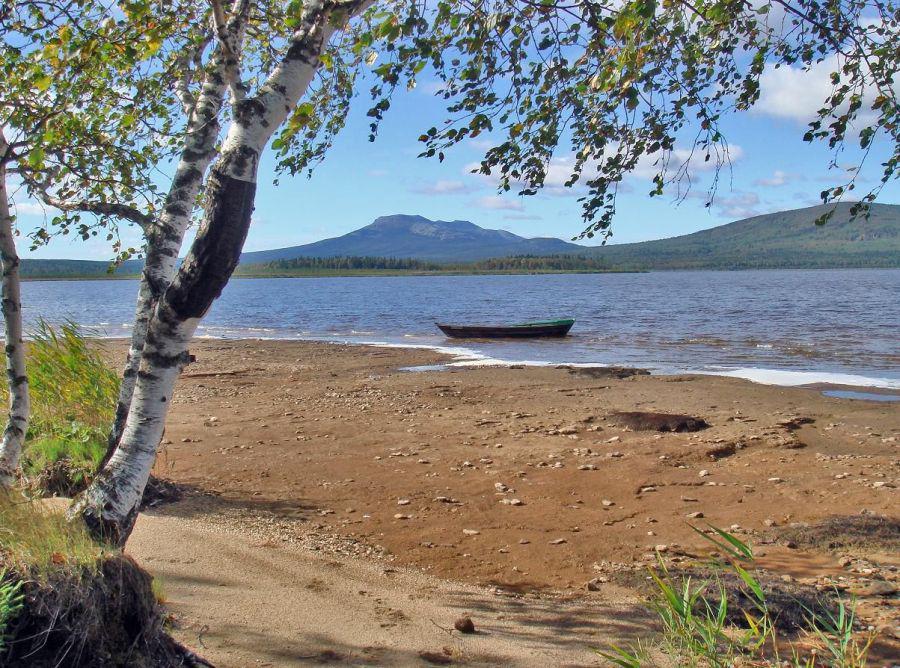 зюраткуль база отдыха челябинская область озеро рыбалка